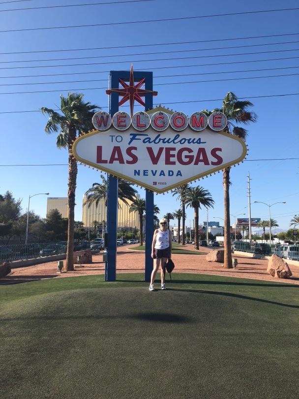 """alt"""" me under las Vegas sign"""""""